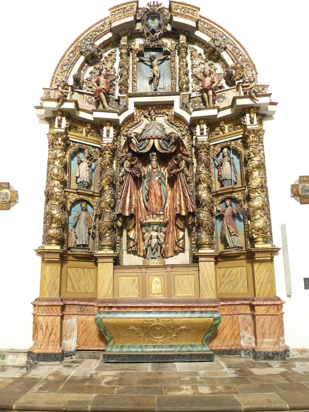 San_Paio_de_Antealtares._Virgen_de_la_O